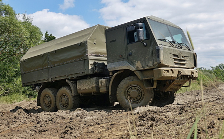 IDEB 2021: CSG holding companies will exhibit military equipment and ammunition in Slovakia