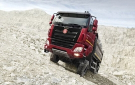 TATRA TRUCKS' exports flourishing in all continents again