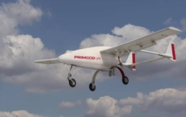 The unmanned aerial vehicles producer Primoco UAV considers to enter the Prague Stock Exchange