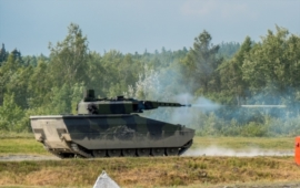The Lynx KF41 – Rheinmetall's powerful and versatile predator aspires to become the new Czech IFV platform