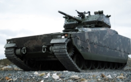 Czech Army's Modernization Projects: the IFVs