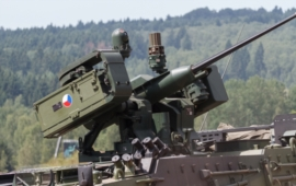 Czech Mechanized Infantry joins the NATO Force Integration Unit Lithuania