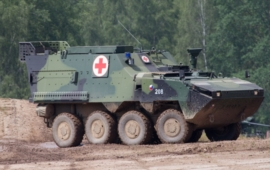 Czech Army's Modernization Projects: Pandur II