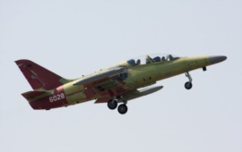 L-159T2 – a new Light Attack and Trainer Jet made its successful first flight
