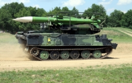 Czech Army's Modernization Projects: SHORAD/MSAM Air Defence Systems