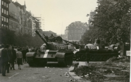50th Anniversary - Prague Spring Dream Crushed by Soviet Tracks (1968-2018)