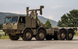 Armoured Container Carriers - Army to acquire 61 vehicles (by Tatra Trucks)
