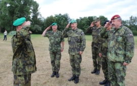 Czech Military Ranks – English Translation and NATO Standard Rank Scale
