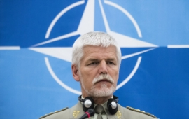 General Petr Pavel – small army must rely on quality