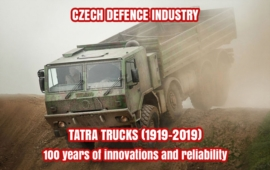 Tatra – trucks and innovative chassis platforms for military vehicles
