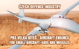 Czech Defence Industry - PBS: Aircraft Engines