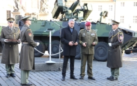 Czech Defence News of the Week (8th – 15th March 2019)