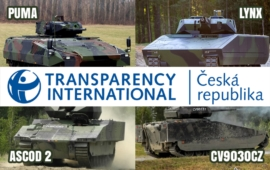 IFV acquisition project - Transparency International sends an open letter to the MoD