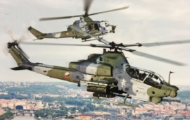 Czech multi-purpose helicopters tender – four Vipers cannot be effective