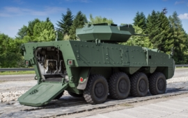 Czech companies to supply Pandur II armored fighting vehicles to Indonesia
