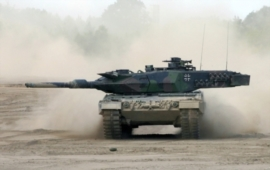 Tank Leopard 2: The best choice for the Czech army, other options are just a makeweight