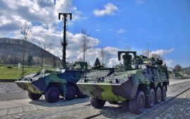 About RETIA Pardubice and its current defence projects – armored vehicles and MADR (part III)