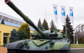 Modernization of the T-72M4 CZ tanks in the light of the findings of the Supreme Audit Office