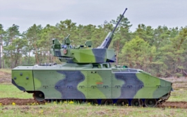 With the ASCOD 42 armored vehicle GDELS offers the Czech army and industry a comprehensive and long-term project