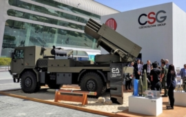 The companies of the Czechoslovak Group will be presented at the IDEX 2021 trade fair in Abu Dhabi
